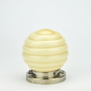 Funk-style single-dome lamp