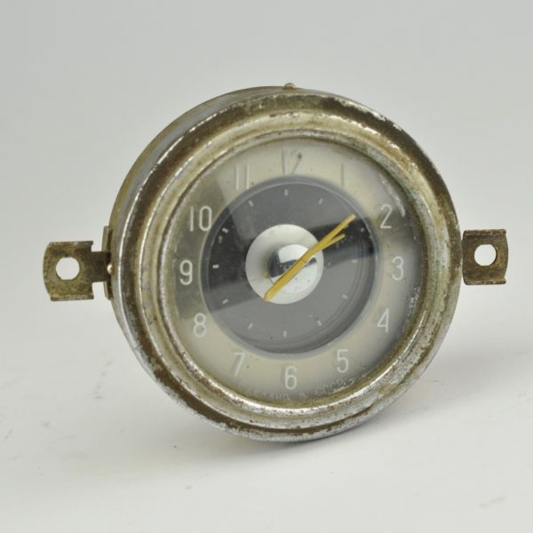 Old Russian car clock