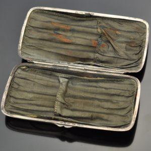 Hõbe 13 1/3 L sigarikarp