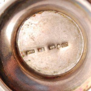 Hõbe 813 õlikann