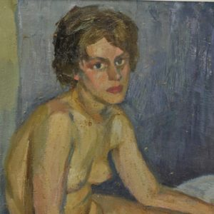 "Heino Mikiver (1924-2004) õlimaal Akt"""""
