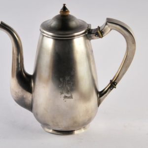 J. Kopf - 875 sterling silver coffee pot