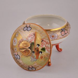 Porcelain Japanese bowl
