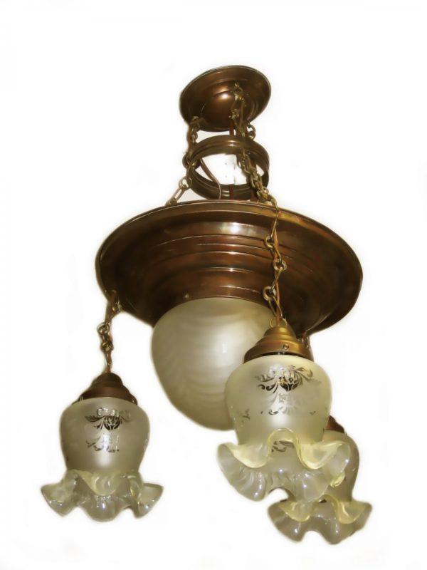 Art Nouveau light