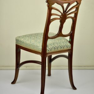 Art Nouveau Chair (Butterfly)