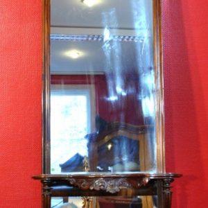 Kõrge rokokoolik peegel
