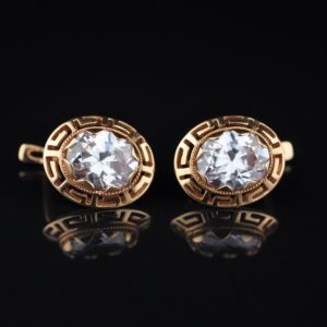 Earrings gold 585