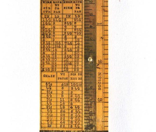 Rope measuring