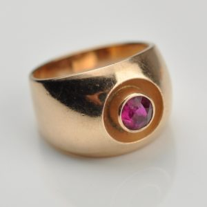 KK sõrmus, kuld