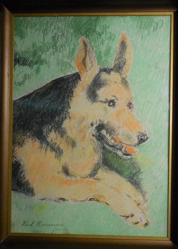 Karl Burman Koera pilt