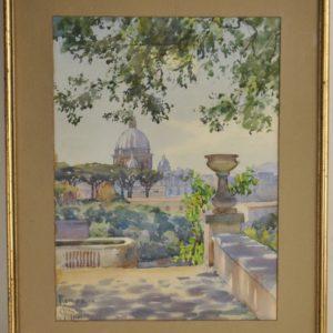 "Karl von Winkler 1860-1911 ""Roma"""