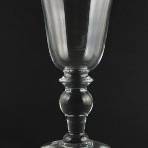 antique glass goblet 77-.