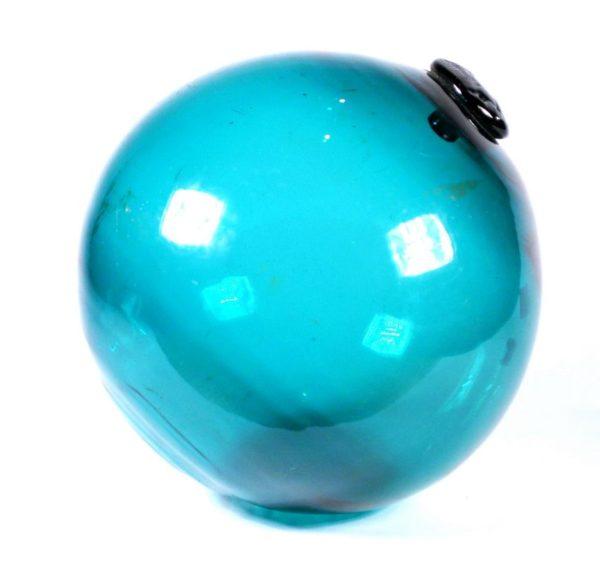 Glass fishnet buoy