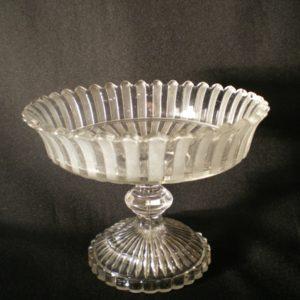 Antiikne Klaaskauss jalal