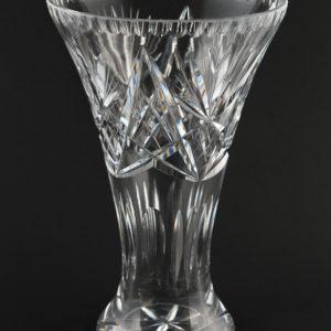 Kristall vaas