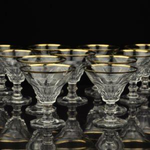 Kristallpokaalid 11 tk
