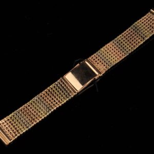 Gold 583 band wrist watch
