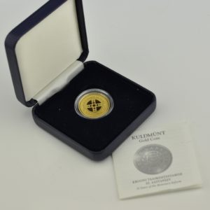 Gold Coin - 10 Years of the Monetary Reform - SOLD