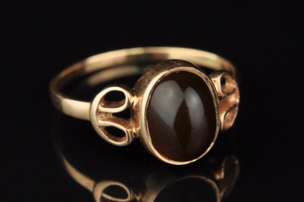 Gold ring 583