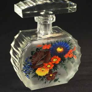Art déco lõhnaõlipudel
