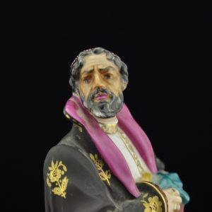 LFZ porcelain figure - Boris Godunov SOLD