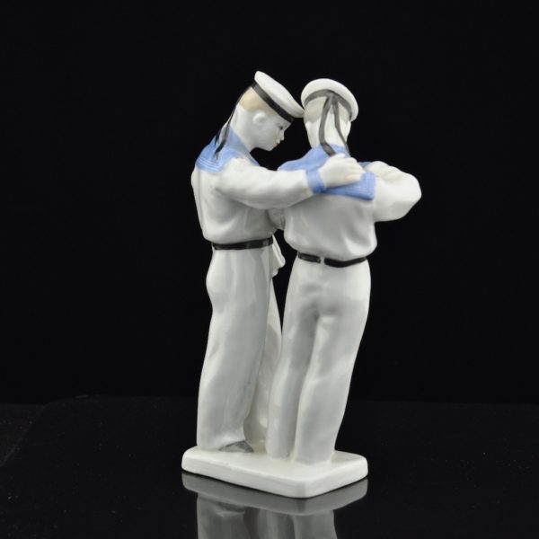 LFZ porcelain figure -Sailors