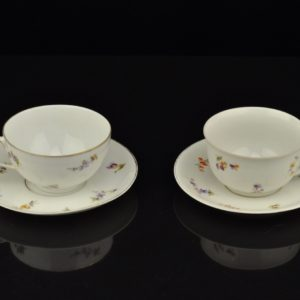 Langebraun cup and saucer 1pc SOLD