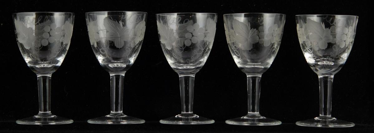 7b0d21e2d45 Lorupi kristallist 5 klaasi - Idla Antiik