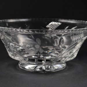 Crystal bowl Lorup