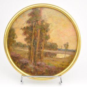 Ludvig Oskar (1874-1951) Pine