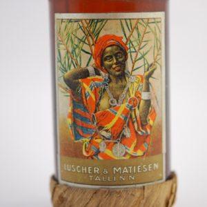 Luscher & Matiesen pudel