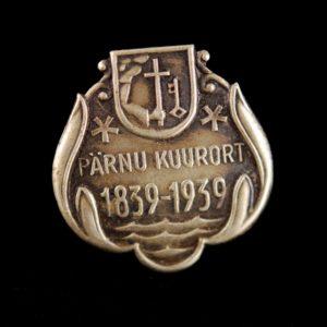 Märk - Pärnu Kuurort 1839-1