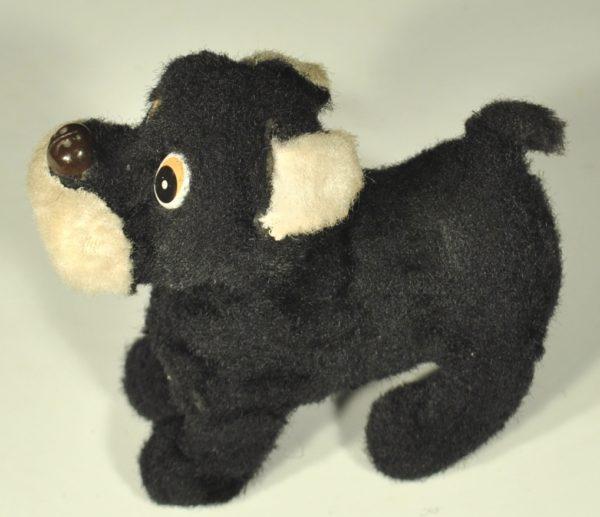 Must üleskeeratav koerake