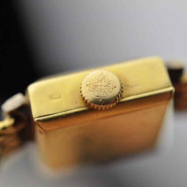 Naiste käekell - Patek - kuld 750, briljandid