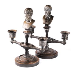 Offenbach Candleholders