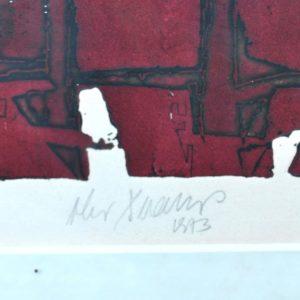 """Olav Soans Klaasitehas"""" 1973a."""""""