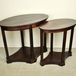 Two small table