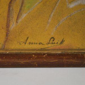 """Pastellportree Neiu"""" Anna Luik (Anna Luik Püüman)"""""""