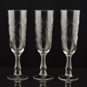 Drinking glasses 3 pieces