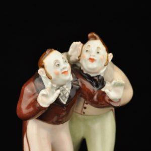 Porcelain figure, LFZ SOLD