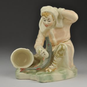 Russian Porcelain figure