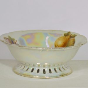Porcelain fruit strainer, Victoria