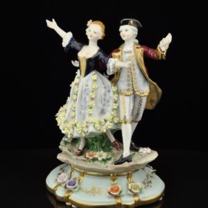 Porcelain shape Dancers German