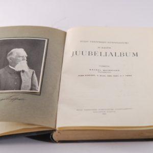 Raamat - H.Treffneri Gümnaasiumi 50.a. album