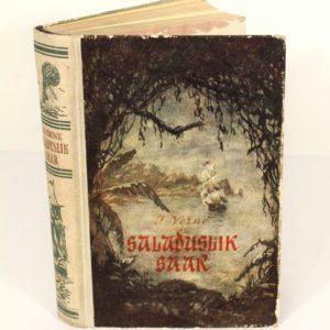 """Raamat """"Saladuslik saar """"1"""