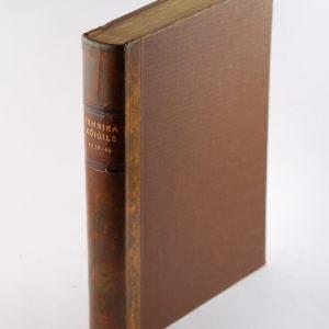 Raamat - Tehnika kõigile 1939-40 - Taska