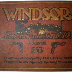 "Raamat ""Windsor """