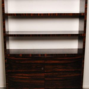 Bookshelves rosewood 2pc