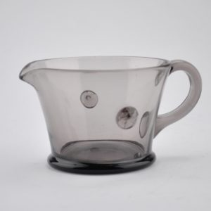 Glass pitcher 1960y