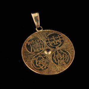 Ripats, 585 kuld